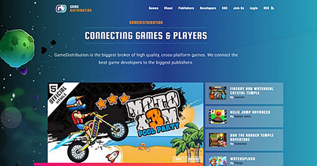 Published construct 2 3 games on gamedistribution.com